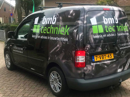 design car wrapping BMB